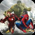 Guide Spider-Man IRONMAN Hulk Avenger 2 Fighting icon