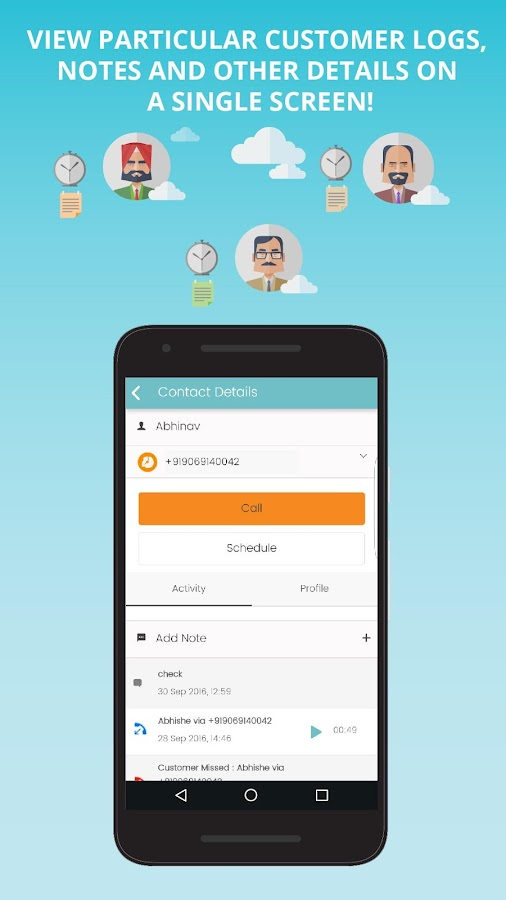 Super Receptionist - Call Mgmt- screenshot