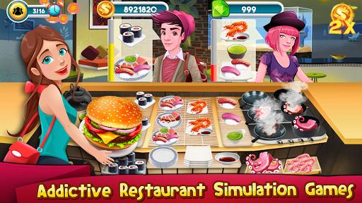 Cozinhando Jogos Cozinha