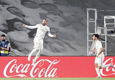 📷 Sergio Ramos is duidelijk jarenlang ploegmaat geweest van Cristiano Ronaldo