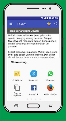 Cerita Mukidi Terbaru 1.0 screenshots 4
