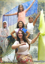 Photo: Bollywood lesson at Challenge Camp by Gargi (day 11)