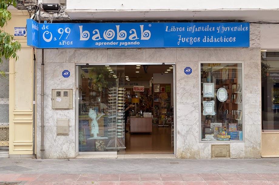Foto Baobab aprender jugando Sevilla Los Remedios 2