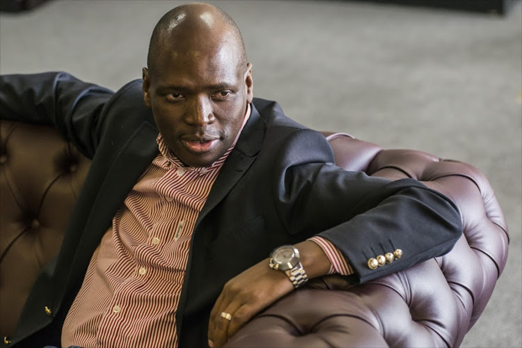 Hlaudi Motsoeneng. File photo.