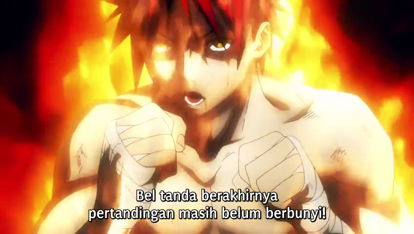 Download Shokugeki no Souma: San no Sara Episode 18 Subtitle Indonesia
