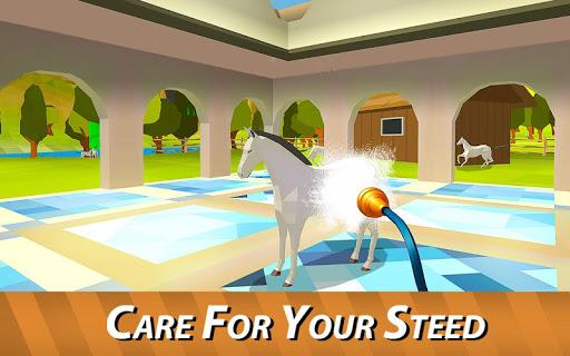 My Little Horse Farm - try a herd life simulator! 1.01 screenshots 5