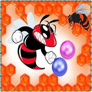 Bee 2 Bubble Shooter