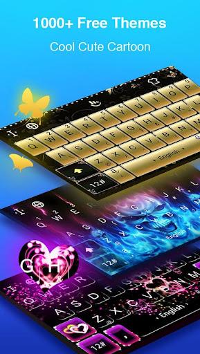 TouchPal Keyboard - Cute Emoji screenshot 4