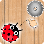 HELP THE BUG - Physics Puzzle Icon