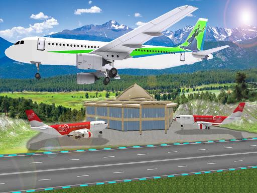 Airplane Flight Adventure: Games for Landing 1.0 screenshots 10