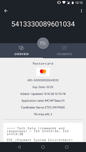 NFC EMV (Card) Reader 이미지[2]