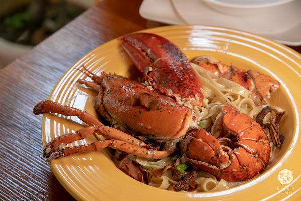 小義樓 kitchen|波士頓龍蝦義麵是男人的麵|復活後的小義樓午間版