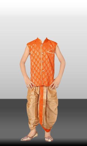 Boy Dothi Suit