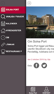 Solna Port - náhled