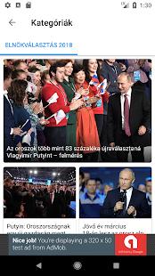 Orosz Hírek - náhled