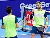 Sander Gillé en Joran Vliegen stoten door naar halve finales op ATP-toernooi Singapore