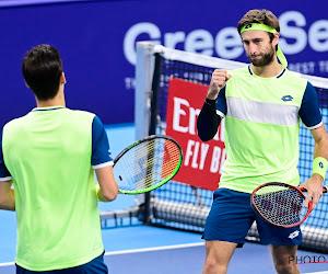 Gillé en Vliegen blijven overeind in tiebreaks en spelen voor eerste titel van het jaar