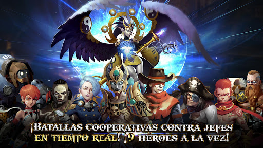 Heroes of Skyrealm para Android
