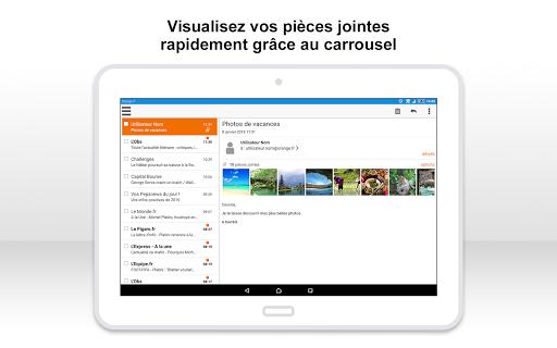 Mail Orange, 1er mail français screenshot 8