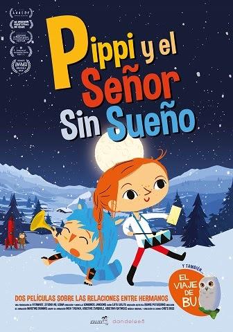 Pippi y el Señor Sin Sueño