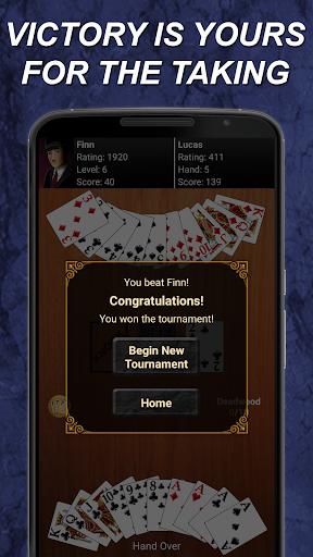 Gin Rummy 2.14.12 screenshots 7