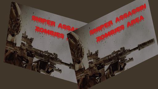 Sniper Assassin: Zombies Area