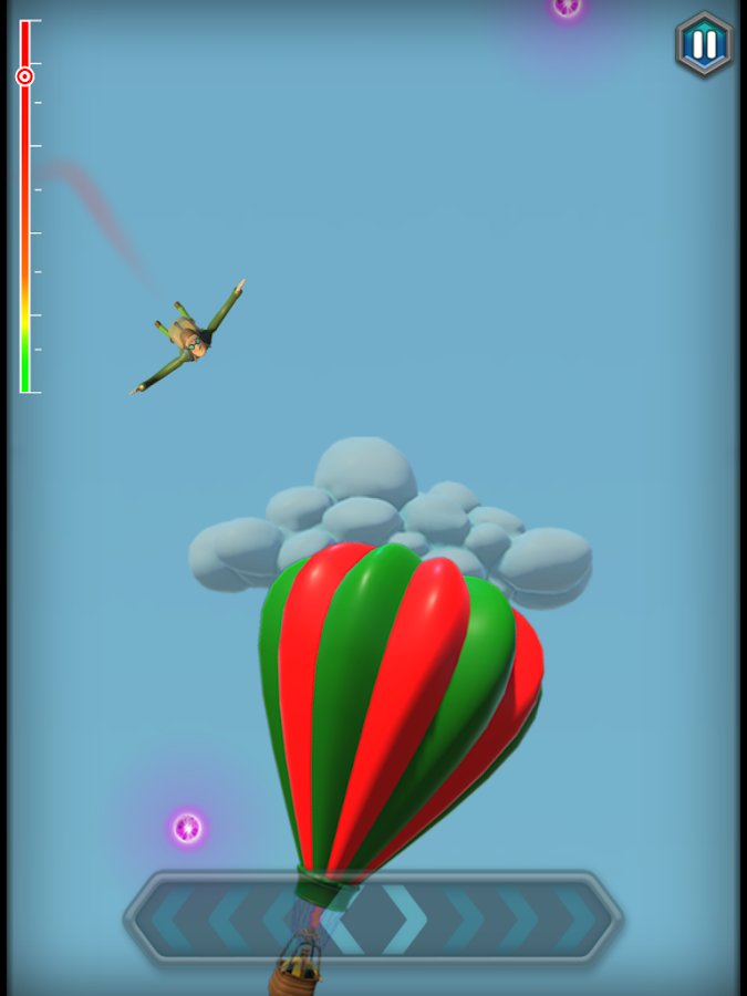 Jumping Jack's Skydive- screenshot