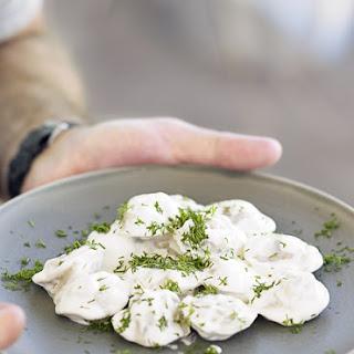 Pelmeni (Russian Dumplings).