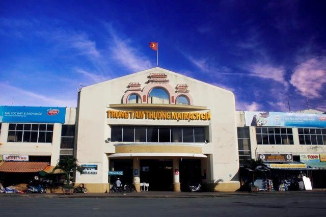 Trung tâm thương mại Rạch Giá – Địa điểm kinh doanh lý tưởng