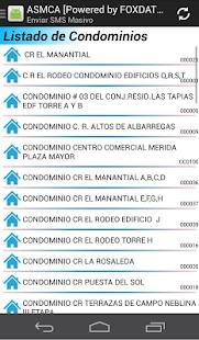 Asmca Gestión De Condominios Applications Sur Google Play