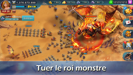Télécharger Lords of Empire:Kingdom War- Strategy RPG APK MOD 1
