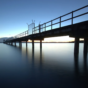 peaceful day~ by Kay Eimza - Buildings & Architecture Bridges & Suspended Structures