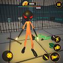 Prisoner Stickman Jail Survival Story: Escape Plan icon