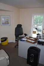Photo: Jeffrey's desk
