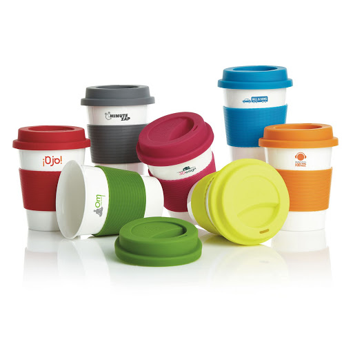Biodegradable Takeaway Coffee Cup