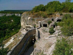 Отчет o прохождении пешеходного туристского маршрута 1-й категории сложности по Западному Крыму