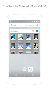 addappt: up-to-date contacts- screenshot thumbnail