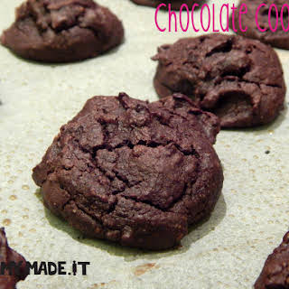 Chocolate Cookies...with a secret, healthy secret.