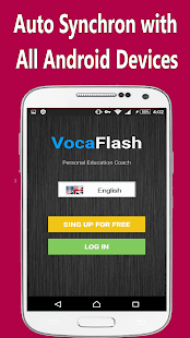 VocaFlash: Words Flashcards - náhled