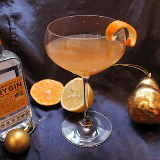 Paddington's Marmalade Martini.