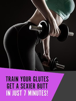 Butt Workout   Booty, Hips, Buttocks Workout App