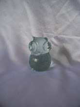 Photo: Langham owl (stickered & signed)