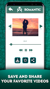 Video Song Status for Whatsapp - náhled