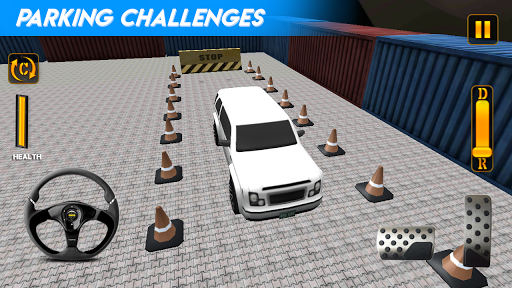 Car Parking Super Driving  captures d'u00e9cran 2