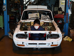 ベレット  GT type R(1971年式)のカスタム事例画像 まことさんの2020年11月23日08:55の投稿