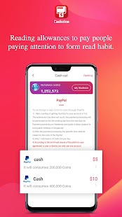 Cashzine: Buzz Interact & Get Reward Daily Screenshot
