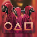 Beat Dot: Squid Game - Tro choi con muc icon
