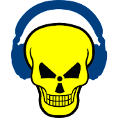 Another Skull Mp3 Player