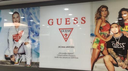 La firma Guess anuncia la apertura de una tienda en Almería