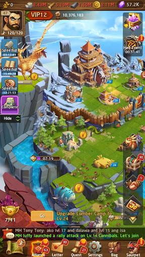 Download Primal Wars: Dino Age MOD APK 8